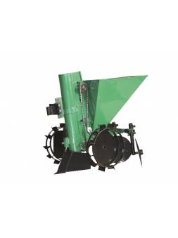 Картофелесажалка однорядная КСП-02П (с бункером для удобрений) (АМС)