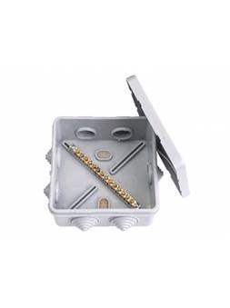 Коробка распаячная (монтажная)  КУП-244 BYLECTRICA (уравнивания потенциалов Гарантийный срок:24 месяца)