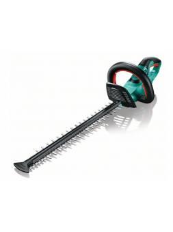 Аккумуляторный кусторез BOSCH AHS 50-20 LI (18.0 В, БЕЗ АККУМУЛЯТОРА, длина ножа 500 мм, шаг ножа: 20 мм, вес 2.5 кг)