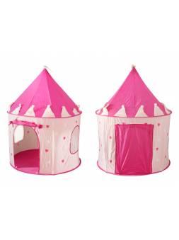 Домик- палатка игровая детская, Замок, ARIZONE (Отличный подарок ребенку. Звезды  светятся в темноте.)
