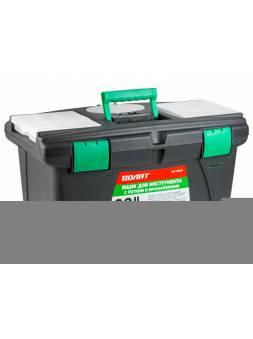 Ящик для инструмента пластмасс. 56,5x32,5x29 см (22