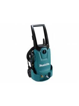 Очиститель высокого давления MAKITA HW 1200 (1.80 кВт, 120 бар, 420 л/ч, возможность забора воды из бочки: Да, рабочая температура воды: до 40 гр)