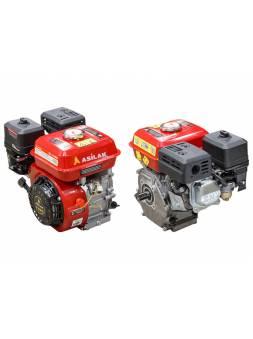 Двигатель 6.5 л.с. бензиновый (шлицевой вал диам. 25 мм.) (Макс. мощность: 6.5 л.с; Шлицевой вал д.25 мм.) (ASILAK)