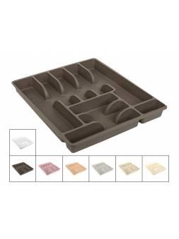 Лоток для столовых приборов Fiona L (Фиона L) 39х45 см, DRINA (цвета в ассортименте)