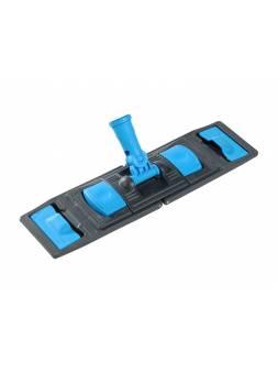Держатель для мопа универсальный, 40 см, синий, Standard, PROservice (тип крепления: карманы/ленты)