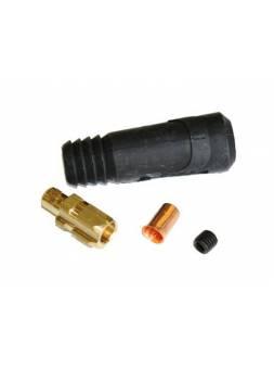 Разъем сварочный 35-50 мм2 DX50 TELWIN (папа)