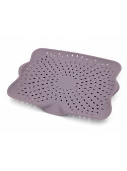 Поддон-сушилка в раковину Compakt (Компакт) сиреневый, BEROSSI (Изделие из пластмассы. Размер 345 х 268 х 36,2 мм)