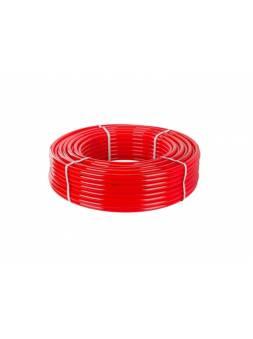 Труба PE-RT для теплого пола PERT LTS Oxystop D 16x2,0  бухта 240м красная Gallaplast