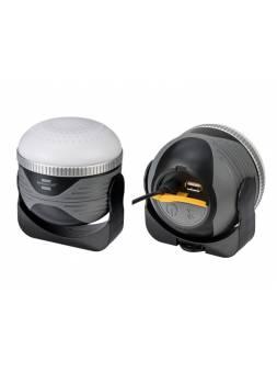 Светильник светодиодный аккумуляторный 350Лм с динамиком, Brennenstuhl OLI 310 AB (Переноска. 350 Лм; IP44)