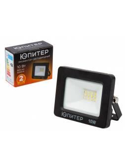 Прожектор светодиодный 10 Вт 6500K ЮПИТЕР