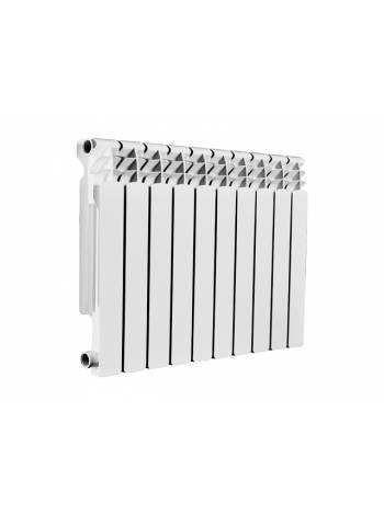 Радиатор алюминиевый 500/80, 12 секций SAS