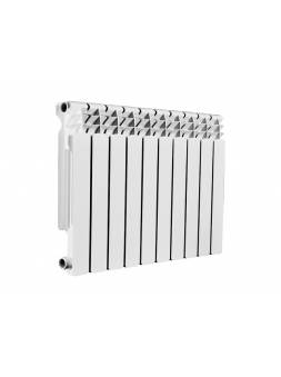 Радиатор алюминиевый 500/80, 4 секции SAS