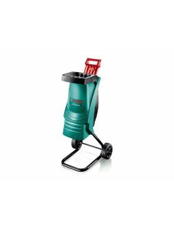 Садовый измельчитель BOSCH AXT Rapid 2200 (2200 Вт, ножи, 90 кг/ч, ветки до 40 мм, вес 12.0 кг)