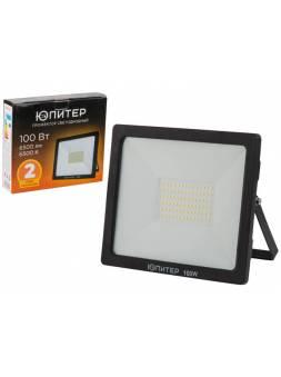 Прожектор светодиодный 100 Вт 6500K ЮПИТЕР
