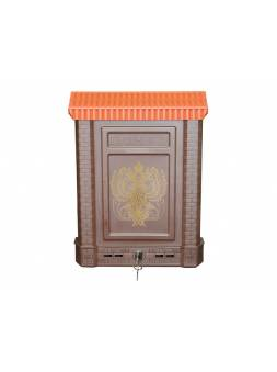 Ящик почтовый пласт. Премиум 380х290х70 мм (ИнструмАгро)