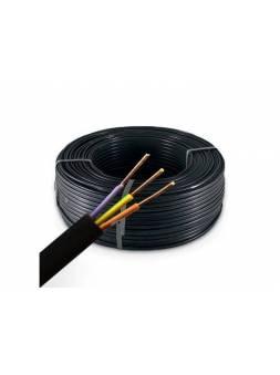 Кабель ВВГ-Пнг(A)-LS 3х2,5 (бухта 110м) Ч Поиск-1 (черный; ГОСТ 16442-80) (ПОИСК-1)