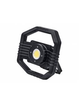 Прожектор светодиодный мобильный аккумуляторный 50 Вт 6500К IP65, DARGO Brennenstuhl (4900Лм, холодный белый свет)