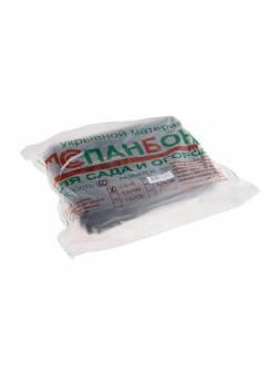 Спанбонд №60 черный (1.6х10м) (ГЕОНЕМА)