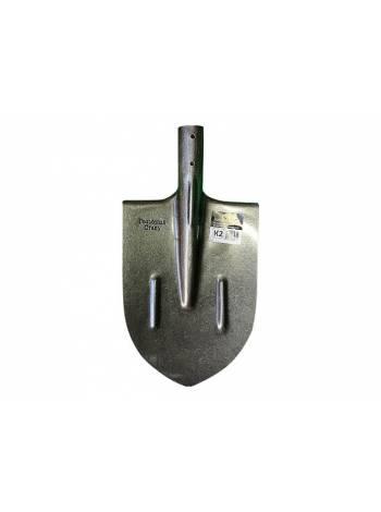 Лопата штыковая остроконечная из рельсовой стали К2 (БТЗ)