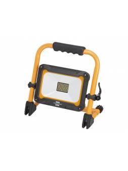 Прожектор светодиодный мобильный аккумуляторный 30 Вт 6500К IP54, JARO Brennenstuhl (3000Лм, холодный белый свет)