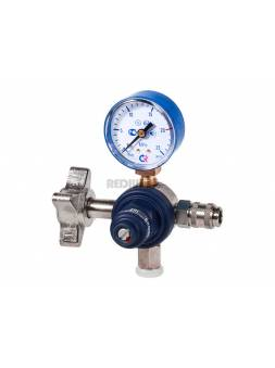 Редуктор кислород. для медиц. газов БКО-50-12,5 М1-03 (давл. 0,4МПа; 50 м3/ч) (