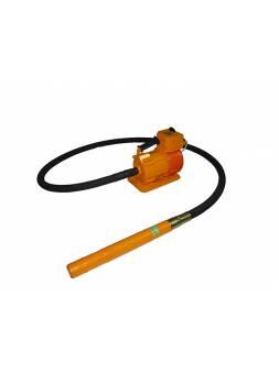 Вибратор глубинный ВИ 1-16, вал 3м, наконечник 76мм, 42В (Вибромаш)