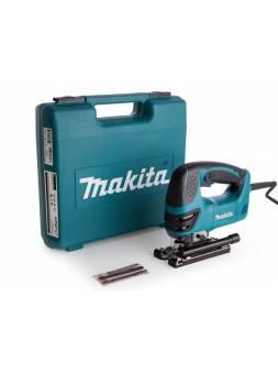 Лобзик электрический MAKITA 4350 FCT в чем. + набор пилок (720 Вт, пропил до 135 мм)