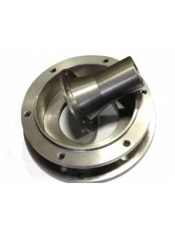 Комплект переходной для двигателя (9-16л.с., дизель, для МТЗ, на вал 25мм (плита, ступица, корзина не склепаны между собой)) (ESSA)