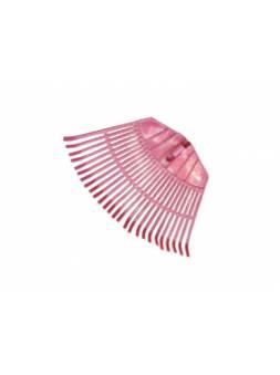 Грабли веерные пластмассовые без черенка 580х340 (ИнструмАгро)