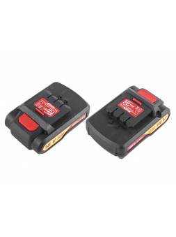 Аккумулятор WORTEX BL 1820 18.0 В, 2.0 А/ч, Li-Ion