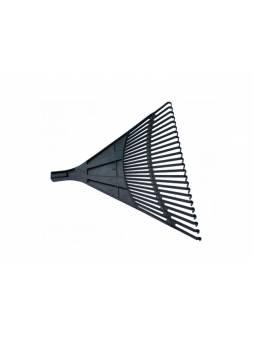 Грабли веерные пластмассовые без черенка 610х540 (ИнструмАгро)