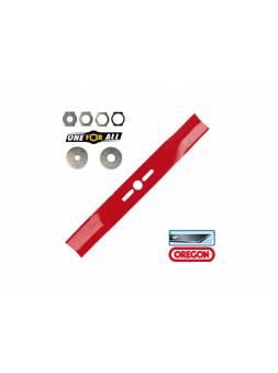 Нож для газонокосилки 45 см прямой универсальный OREGON