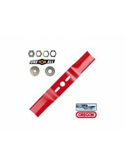 Нож для газонокосилки 55 см изогн. универсальный OREGON