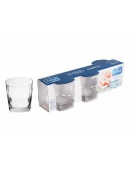 Набор стаканов, 3 шт., 380 мл, 95х90 мм, серия Acapulco, VINTIA (V059340)