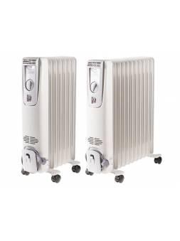 Радиатор масляный электрич. Термия  H0612 (1200 Вт, 6 секций) (ТЕРМИЯ)