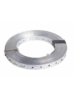 Лента перфорированная прямая 0.7х17 мм (рулон 25м) STARFIX