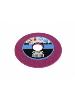 Круг заточной 145х6.0х22.2 мм OREGON (красный, для всех видов цепей, для заточных станков 557271,519789,542654 OREGON)