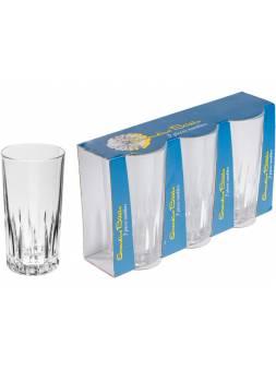 Набор стаканов, 3 шт., 340 мл, 140х71 мм, серия Executive Bibita, DIAMOND (Супер цена!)