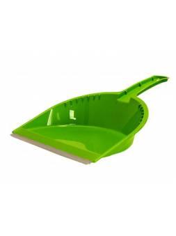 Совок пластм. с резинкой СТАНДАРТ (салатовый) (IDEA)