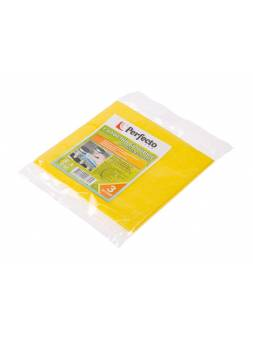 Салфетки бытовые, 3 шт., 30х34 см, вискоза, PERFECTO LINEA