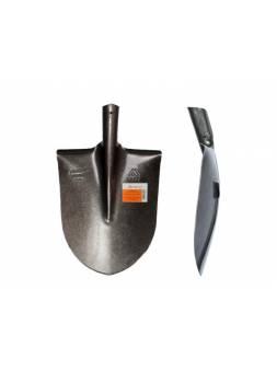 Лопата штыковая универсальная из рельсовой стали МАТиК (МАТИК)
