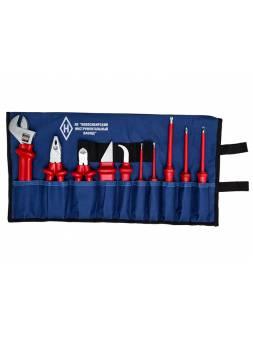 Набор электрика в сумке 10 предметов (НИЗ) (Камышин)