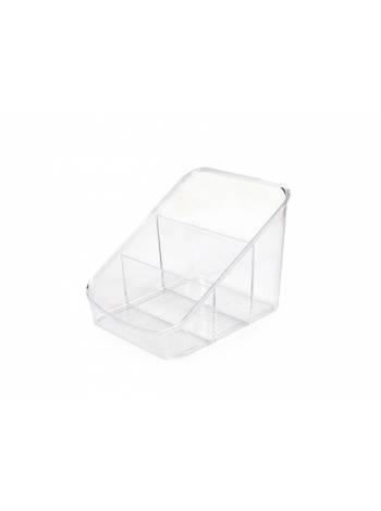 Органайзер для специй Alt, прозрачный, BEROSSI (Изделие из пластмассы. Размер 170 х 149 х 132 мм)