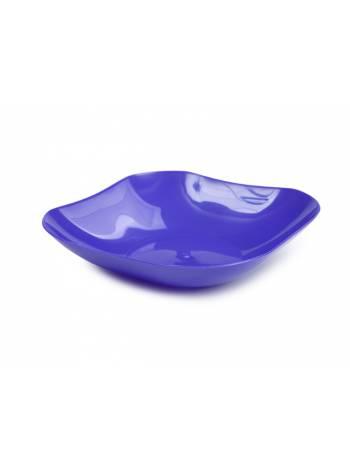 Фруктовница Funny (Фанни), лазурно-синий, BEROSSI (Изделие из пластмассы. Размер 227 х 227 х 57 мм)