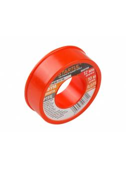 Фум-лента PTFE 12ммх10м STARTUL MASTER (ST9038-12-10)
