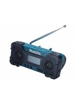 Аккум. радио MAKITA MR 051 в кор. (без аккумуляторов;)