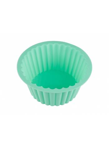 Форма для выпечки, силиконовая, бостонский кекс, 19 х 13.5 х 8.5 см, бирюзовая, PERFECTO LINEA