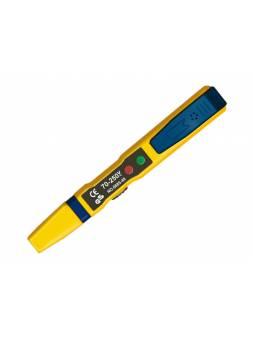 Пробник ОП-2э ИЭК TPR20 (Измеряет напряжение в диапазоне 70-1000 В, методы измерения: контактный (до 250 В) и бесконтактный)