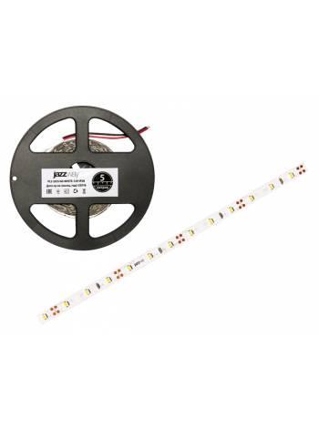 Лента светодиодная PLS 2835/60 (6 Вт/м, 480 Лм/м, IP20, 12В (5 м в уп.) красная JAZZWAY (60 диод/м, красный свет, 8 мм)