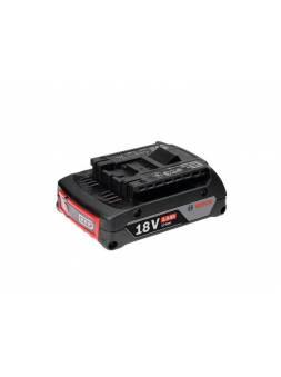 Аккумулятор BOSCH GBA 18V 18.0 В, 2.0 А/ч, Li-Ion